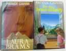 2 romans: Laura Brams + Rue es bons-enfants. Cauvin