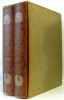 Les thibault - tome premier et second - édition illustrée de soixante aquarelles et huit dessins par Jacques Thevenet. Du Gard  Thevenet