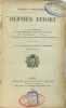 Dernier effort (extrait du journal militaires années 1894-1895). Philebert Général