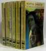 6 romans policiers: Les quatre + l'heure zéro + les écureuils d'Augias + l'affaire Prothero + Le miroir se brisa + les indiscrétions d'Hercule Poirot. ...