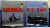 """Pilotes de cobra + U.S Navy + Avions """"Tigre"""" + Sauvetage aérien 9+ Hélicoptères soviétiques - 5 volumes. Verier Mike  Patrick Baudry"""