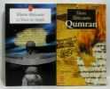 Qumran + Le trésor du temple; 2 volumes. Abécassis Eliette