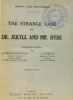 The strange case of Dr Jekyll and Mr Hyde - introduction et notes par Desclos Auricoste; Courant (3e édition  texte anglais  notes en anglais et en ...