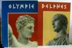 Delphes n°4+ Olympie n°5 - visitons la Grèce. Tarsouli - Myrivilis
