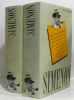 Tout Simenon - oeuvres romanesques - volumes premier et deuxième. Simenon Georges