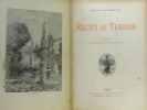 Récits de Terroir. Ouvrage Illustré de Nombreuses Gravures Sur Bois. Cherville