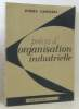 Précis d'organisation industrielle. Camusat