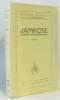 Jamrose (pages non coupées). Benoit