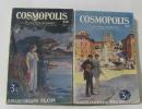 Cosmopolis tome premier et deuxième. Bourget Paul