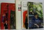 Ensemble de 5 romans: La sauvage suivi de l'invitation au château  le rendez -vous de Senlis  suivi de Léocadia  Antigone  Le voyageur sans bagages ...