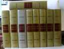 L'oeuvre poétique 9 tomes: 1: 1917-1920 - 2:1921-1925 - 3:1926 - 4:1927-1929 - 5:1930-1933 - 6:1934-1935 -7:1936-1937 -14:1963 et 15: 1964-1979. ...