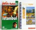 Petit Futé Istanbu (2007-2008) l + Istanbul guides mondeos --- 2 volumes. Auzias Dominique  Labourdette Jean-Paul  Ugürlu Levent  Schimdt-Whitley Jan  ...