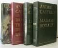 Madame royale + Le grand siècle de Paris + Le Prince Rouge + Drames et tragédies de l'histoire (4 volumes). Castelot