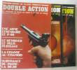 Double action  le magazine de toutes les armes et de tous les tireurs - 3 premiers numéros: n°1 dec. 19778 - n°2 Janv. 1979 - n°3 Fev. 1979. Gérard ...
