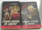 L'agent spécial en liberté - l'agent spécial s'amuse. Cayeux J.b