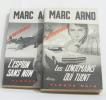 L'espion sans nom - les lendemains qui tuent. Arno Marc
