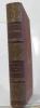 Histoire de la conquête de l'angleterre par les normands tome premier. Thierry Augustin