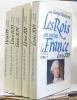 Les rois qui ont fait la France (cinq volumes) tome I Henri IV - tome II Louis XIII - tome III Louis XIV - tome IV Louis XV - tome V Louis XVI. ...
