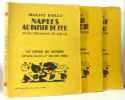 Naples au baiser de feu + Le désir et l'amour + La carcasse et le tord-cou --- bois originaux de (respectivement): Hallo  Hallo  Graux. Bailly  ...