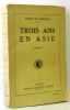 Trois ans en Asie - tome II - de 1855 à 1858. Arthur Gobineau (comte De)