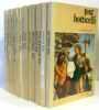 """16 livres: """"La peinture"""" (voir descriptif complet) dont: Tout Botticelli + Tout Vermeer + Tout Léonard de Vinci + Tout Raphaël + Tout Michel-Ange + ..."""