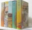 Lot de 5 livres - Une abeille contre la vitre - - il est plus tard que tu ne penses - entre chiens et loups - chiens perdus sans collier - les saints ...
