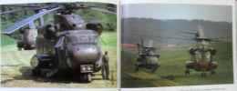 Pilotes hélicoptères de combat + Sauvetage aérien. Oliver David