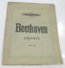 Beethoven opus 20 septett piano solo. Beethoven