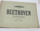 Beethoven symphonies à 4 mains Band I. No.1-5. Beethoven