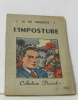 L'imposture. M. De Crisenoy