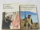 Les neiges du Kilimandjaro suivi de dix indiens - l'adieu aux armes (lot de 2 livres). Hemingway Ernest