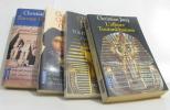 Lot de 4 livres L'affaire Toutankhamon - toutânkhamon l'ultime secret - champollion l'égyptien - barrage sur le nil. Christian Jacq