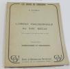 L'orient philosophique au XVIIIe siècle deuxième partie missionnaires et philosophes (les cours de sorbonne). Etiemble R