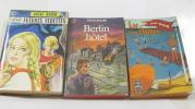 (Lot de trois livres ) Futures vedettes - berlin hôtel - lac aux dames. Baum Vicki