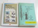(Lot de 2 livres ) Le Père Goriot - le vicaire des ardennes  le curé de tours. Balzac  Honore De