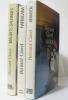 (Lot de 3 livres) Maudits sauvages - harricana - amarok. Clavel  Bernard