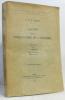 Leçons sur la philosophie de l'histoire (traduction de Gibelin) - 3e édition remaniée. Hegel