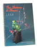 The ikebana & bonsai 1986 first issue in 1950 (agenda). Anonyme