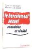 Le harcèlement sexuel. Zelensky Anne Gaussot Mireille