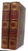 Oeuvres complètes tome I et II (IThéorie de la terre / II Minéraux ) mises en ordre et précédées d'une notice historique par m.a. richard suivies de ...