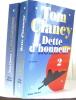 Dette d'Honneur - Complet en 2 volumes. Tom (traduit De L'américain Par Jean Bonnefoy) CLANCY