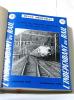 L'indépendant du rail année 1972 (du n°95 janvier 1972 au n°106 dec 1972). Collectif