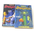 (Lot de 2 livres) Spooksville La maison du mal - les kidnappeurs de l'espace. Pike Christopher