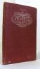 Atlas de poche. Schrader F
