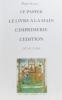Regards sur... le papier  le livre à la main  l'imprimerie  l'édition de 105 à 1900. Guibert Louis