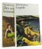La Perle - des souris et des hommes (lot de 2 livres). John Steinbeck