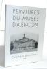 Peintures du musée d'alençon catalogue didactique. Anonyme