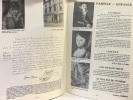 Alain lecteur de Balzac --- musée percheron et crypte de la collégiale de Toussaint - Mortagne au Perche exposition du 3 aout - 12 octobre 1986. ...