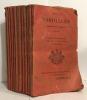 Revue d'artillerie paraissant le 15 de chaque mois --- 129 numéros de l'année 1921 à l'année 1934 --- année 1923 manquante  année 1924-1925-1928-1929 ...
