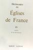 Dictionnaire Des Églises De France. Tome Iv / France : Ouest Et Ile De France ( Bretagne - Normandie - Paris Et Ses Environs - Ile De France. ...